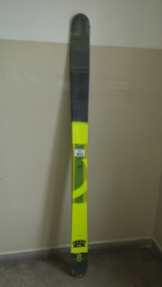 Salomon Rocker 2 108 Black/Yellow/Green (15/16) 182